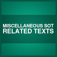 Miscellaneous SOT Related Texts
