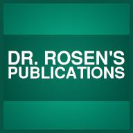 Dr. Martin Rosen's Publications