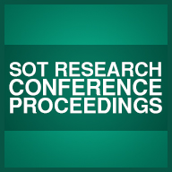 SOT Research Conference Proceedings